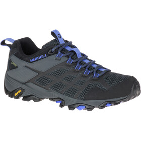 Merrell Moab FST 2 GTX Shoes Women Black/Granite